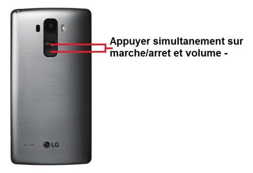 LG G4 stylus screenshot
