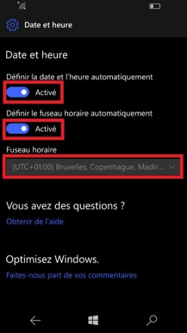 Applications Lumia Windows 10
