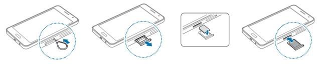 Samsung Galaxy A3 SIM