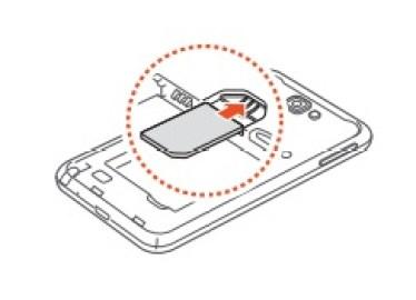 Samsung Galaxy note SIM