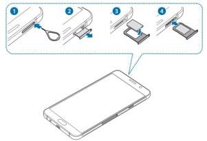 Samsung A5 2016 carte SIM double