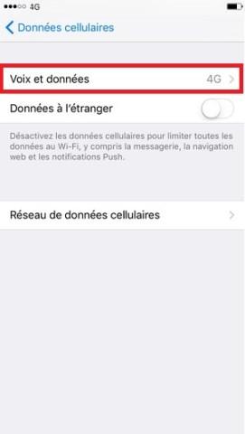 internet iPhone 6 6S plus SE 4G