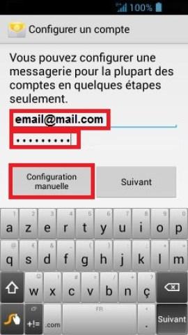 mail Acer 4.2 mail manuel