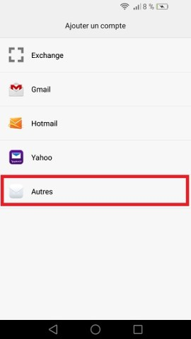 mail Huawei