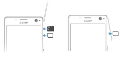Sony Xperia C4 carte SIM