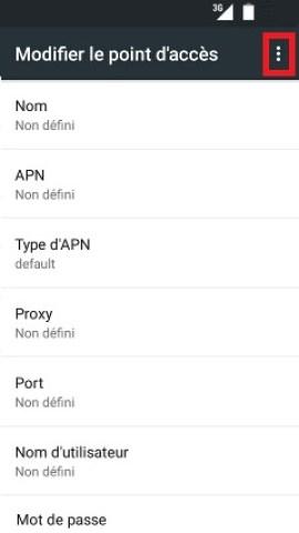 internet Wiko 5.1 apn