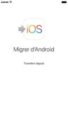 Transférer ses données iPhone-transfert