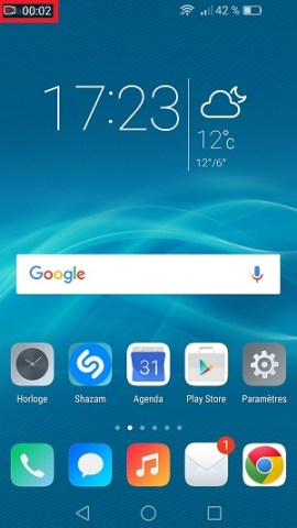 Trucs astuces Huawei Honor 7-video-ecran-2