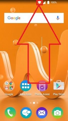 internet Wiko 6.0 WIFI logo