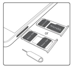 carte sim huawei p9 lite Carte SIM & Code PIN : Huawei P8 Lite 2017 • Mobidocs
