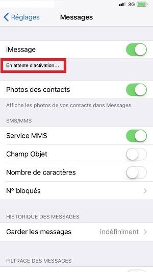 Envoi mail accusé de réception hotmail