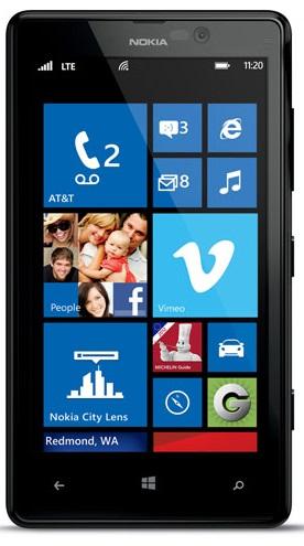 Allumer Lumia 820