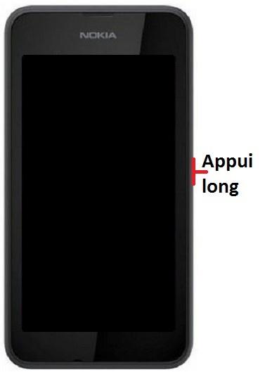 Allumer Lumia 530