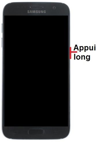 Allumer Samsung S7