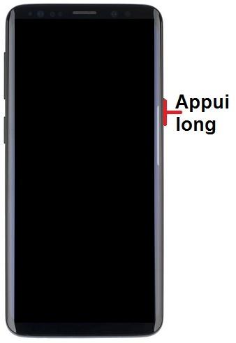 Allumer Samsung S9