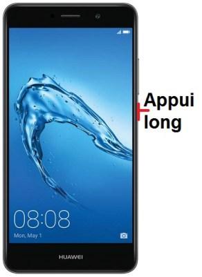 éteindre Huawei Y5