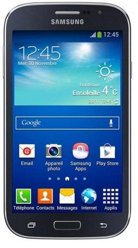 Allumer Samsung Grand