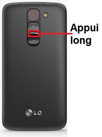 Allumer LG G2