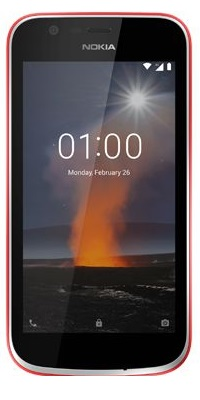 Allumer Nokia 1