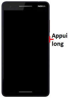 Allumer Nokia 2.1