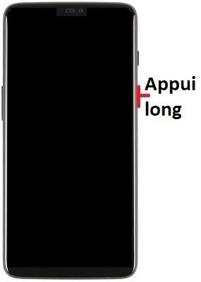 Allumer OnePlus 6