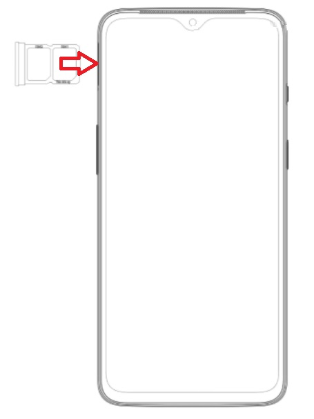 Insérer Carte SIM & Changer Code PIN : OnePlus 7 • Mobidocs