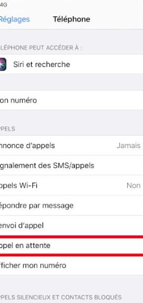 double appel iPhone SE 2020