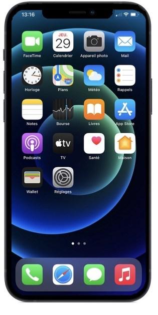 Allumer iPhone 12 Pro