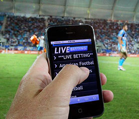 Mobiel Bookmakers