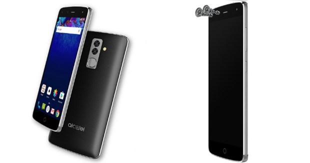 Alcatel выпустила первый смартфон с двойной основной и фронтальной камерами