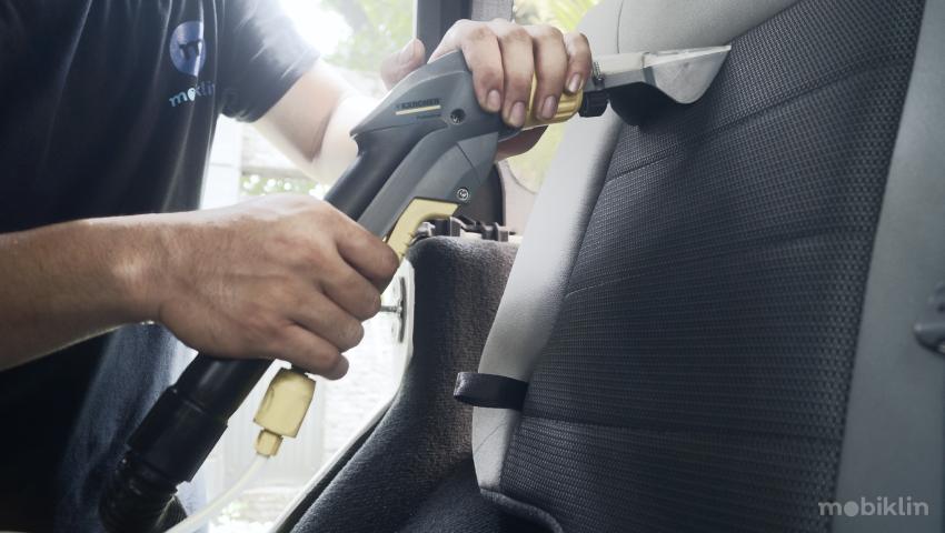 peralatan detailing mobil di rumah