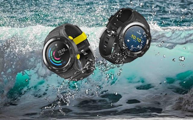 Kommer Huawei utveckla en smartwatch med egen Kirin-krets?