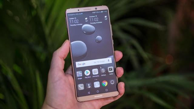 Huawei presenterar sin första 5G-telefon nästa år