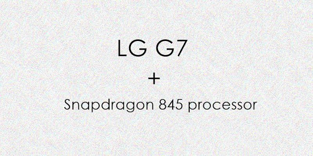Därför väntar LG med att presentera G7