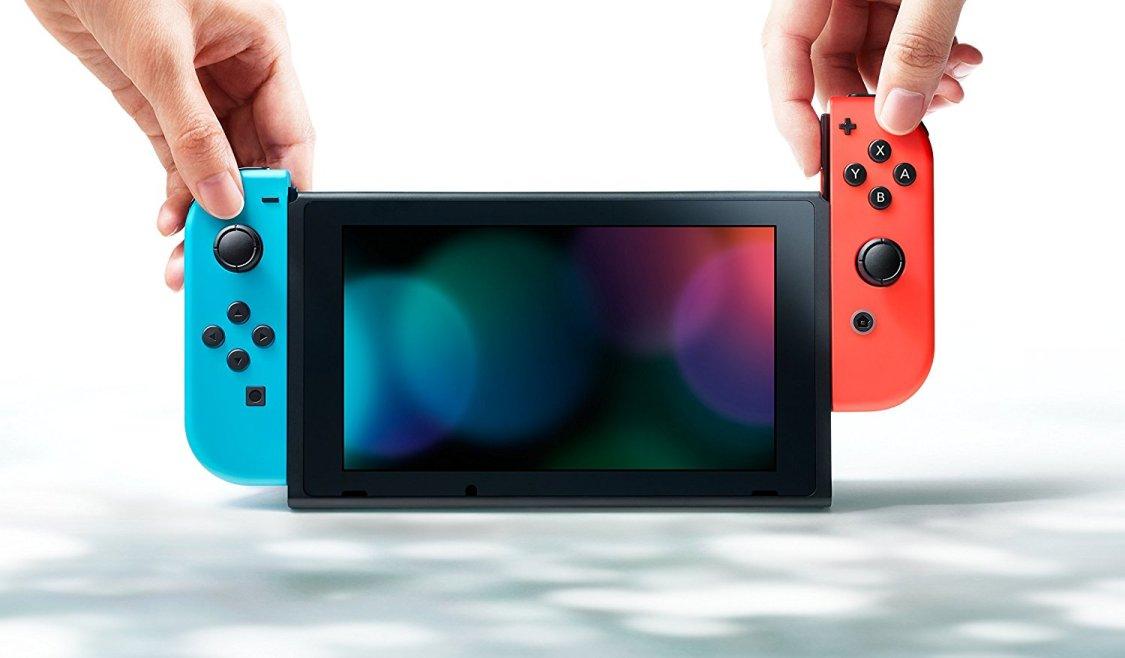 Nintendo Switch återställer spelade timmar