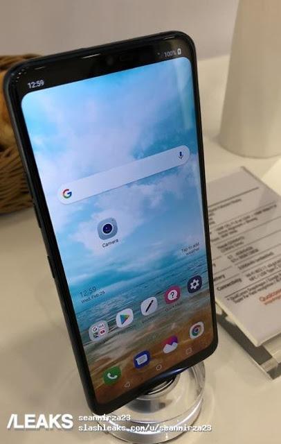 Kan det här vara nya LG G7 Neo?