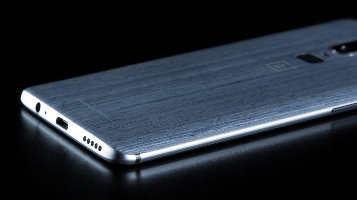 Läckt bild visar OnePlus 6