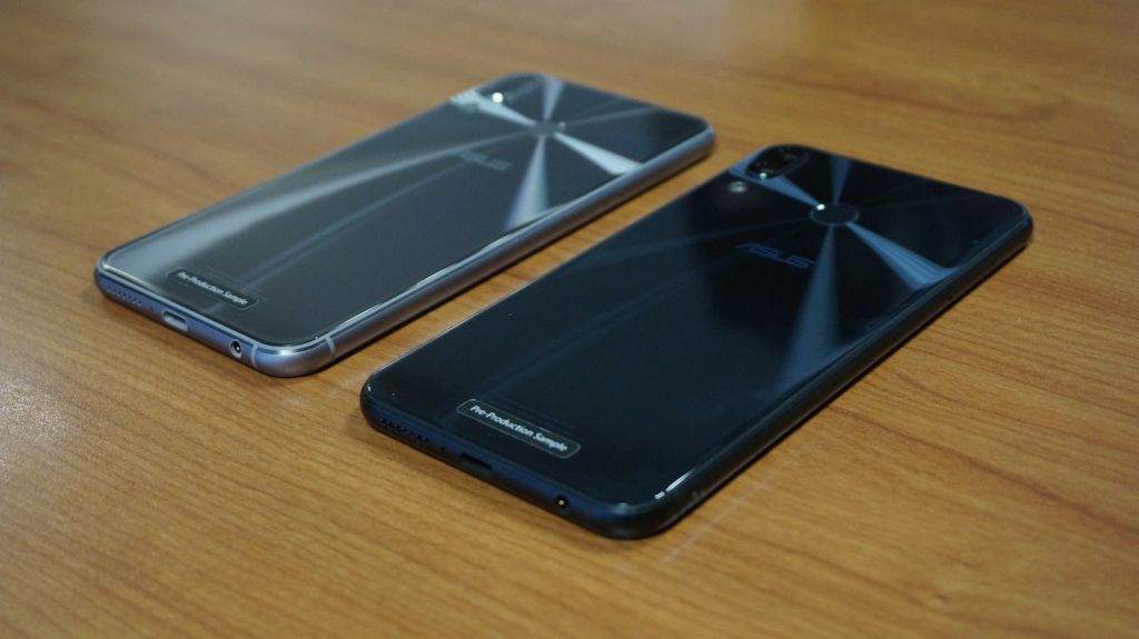 ASUS Zenfone Max Pro A1 kan bli ASUS första mobil med Android One.