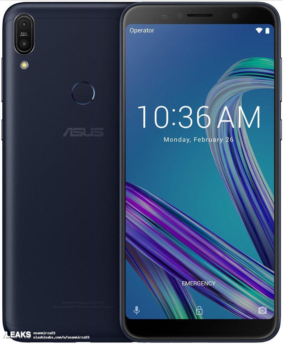 Här är ASUS Zenfone Max Pro M1