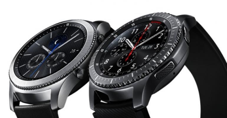 Samsung skickar ut uppdatering till Gear S3 – förbättrat batteritiden