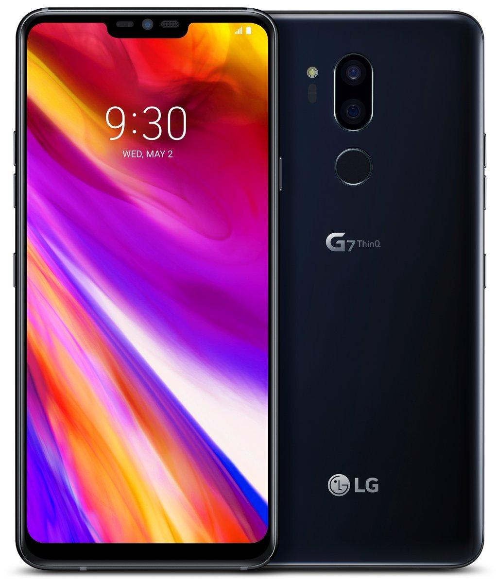 LG presenterar flaggskeppet G7 ThinQ