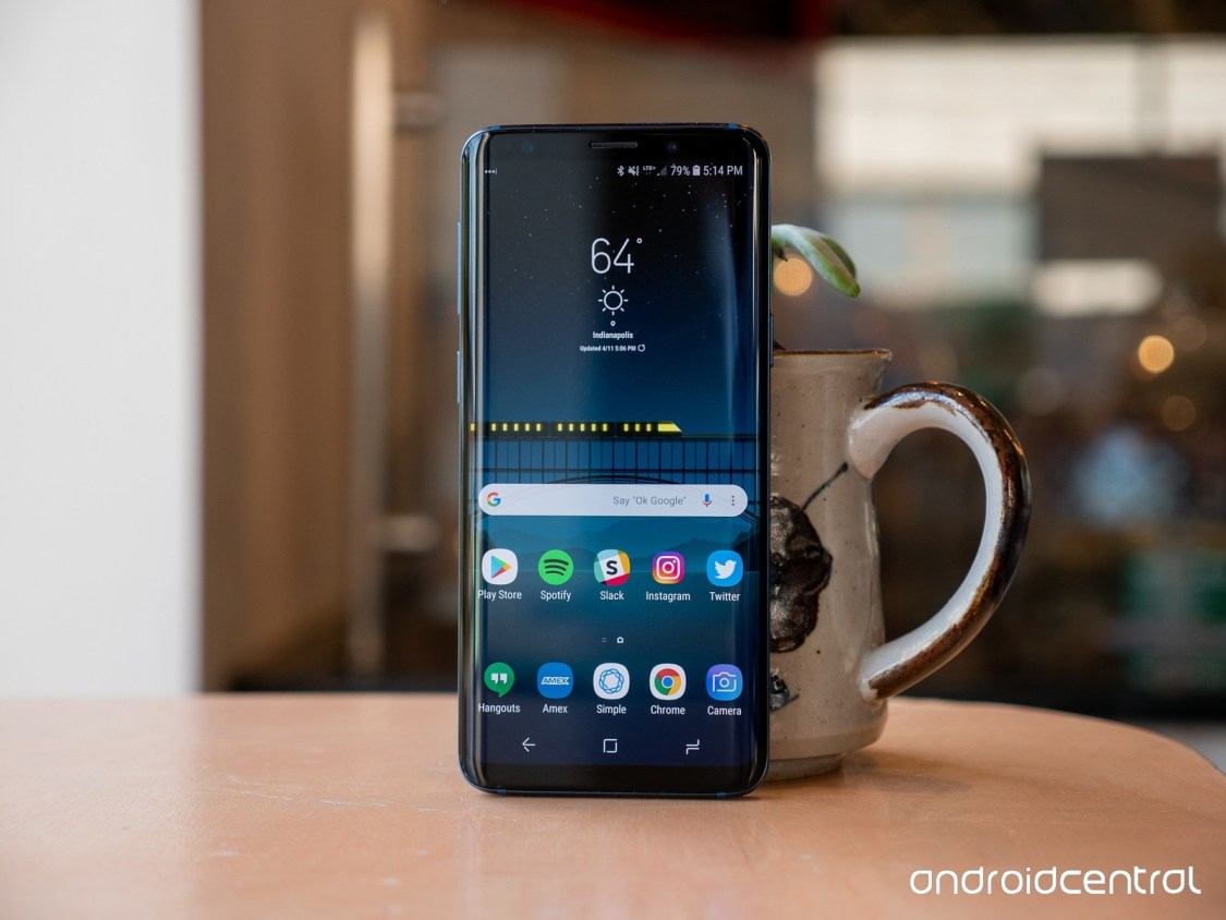 Android 8.1 till Samsung Galaxy S9 är snart här!