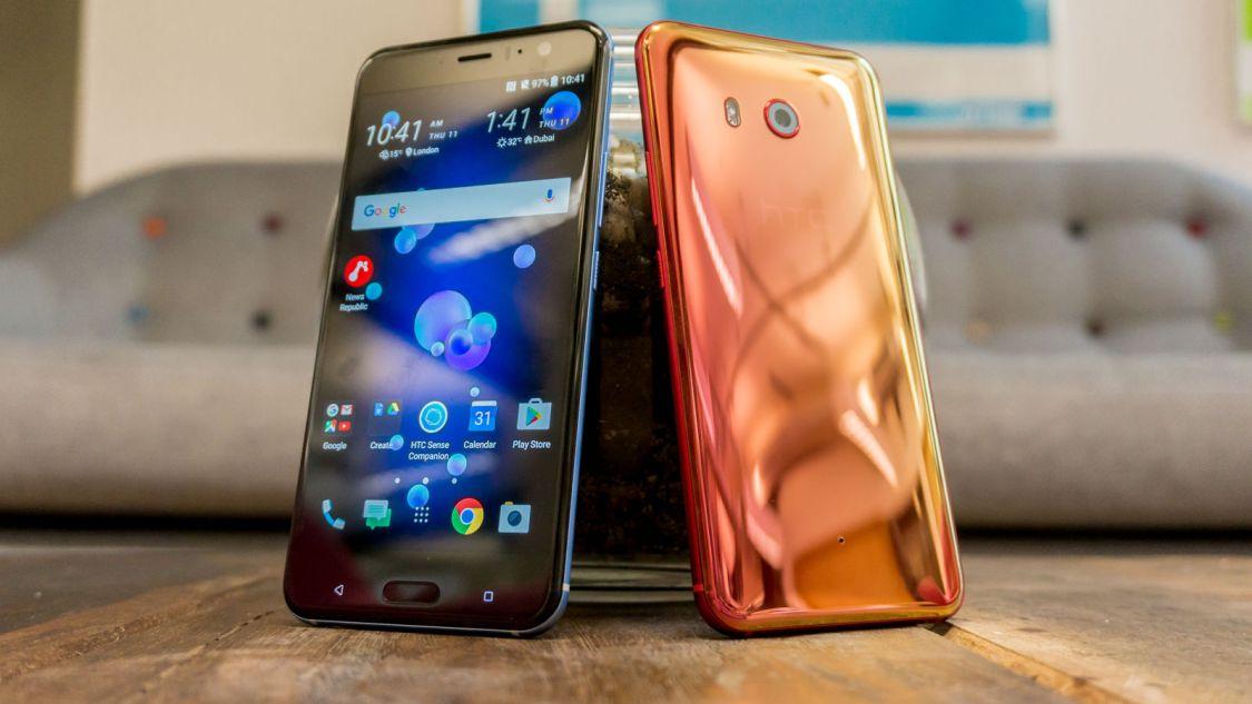 Rykte: då kommer skarpa versionen av Android P till HTC U11 och U11+
