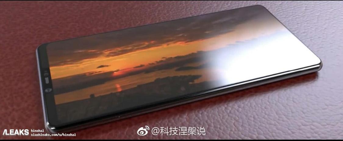WOW, tänk om det här är Xiaomi Mi7!
