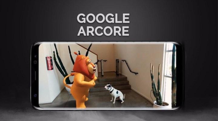 Senaste utgåvan av ARCore avslöjar att ett gäng nya mobiler fått stöd för AR!