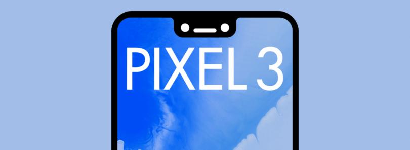 Flera bilder bekräftar: Pixel 3 XL saknar hörlursuttag