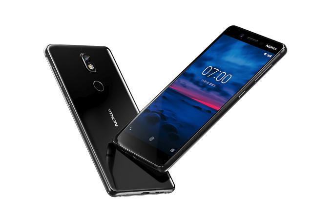 Android P på Nokia 7 Plus nedgraderar sig själv till Android 8.1 Oreo