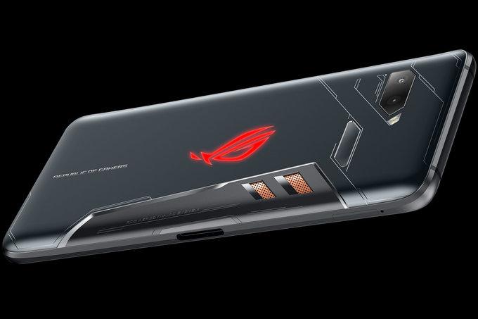 ASUS avslöjar: experimenterade med 10 GB RAM i ROG Phone