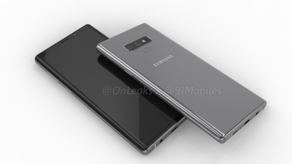 Modellbeteckningen för Samsung Galaxy Note 9 dyker upp – är nära lansering!