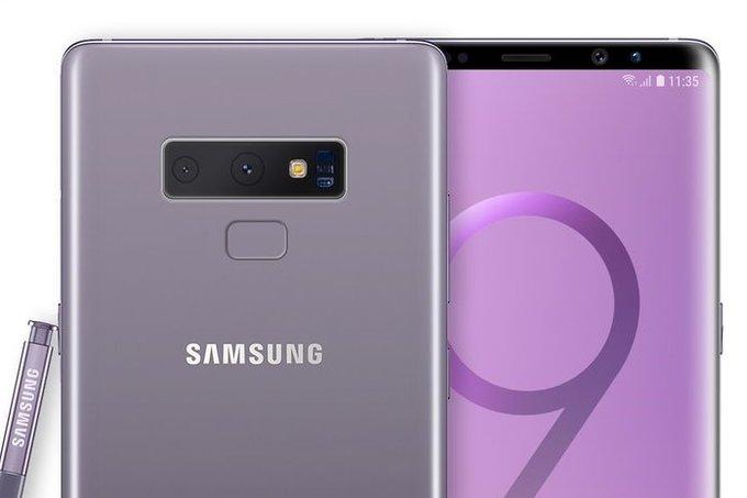 Rykte: Samsung introducerar knapp för skärmdump i Galaxy Note 9